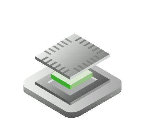 Aptasic - Semiconductor Packaging