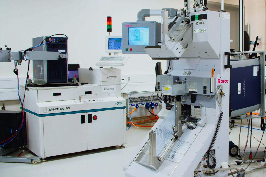 Aptasic - Equipment